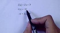 1b Blandade Övningar 1A (Matematik 5000 2c)