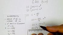 12b (Blandade Övningar kap 1 & 2, Matematik 5000 2c)