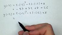 3137 (Matematik 5000 3b)