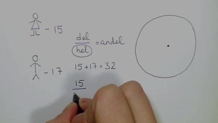 Kapitel 4.1 (Matematik 5000 2bc Komvux)