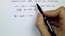 2111b (Matematik 5000 3bc Komvux)