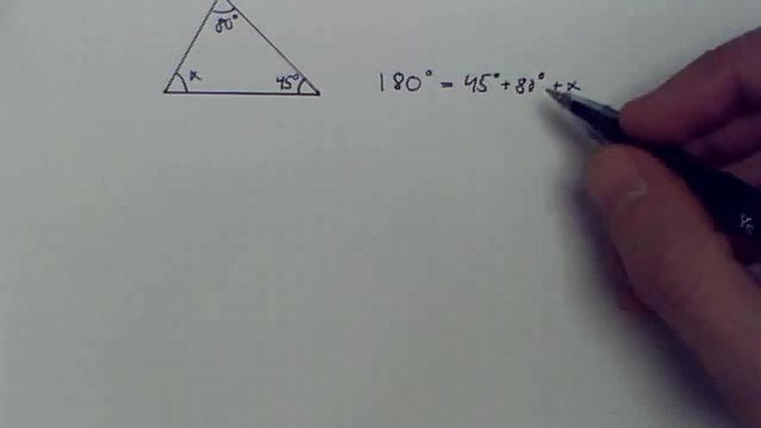 Kapitel 3.1 (Matematik 5000 2bc Komvux)