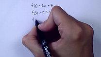 1a Blandade Övningar 1A (Matematik 5000 2c)