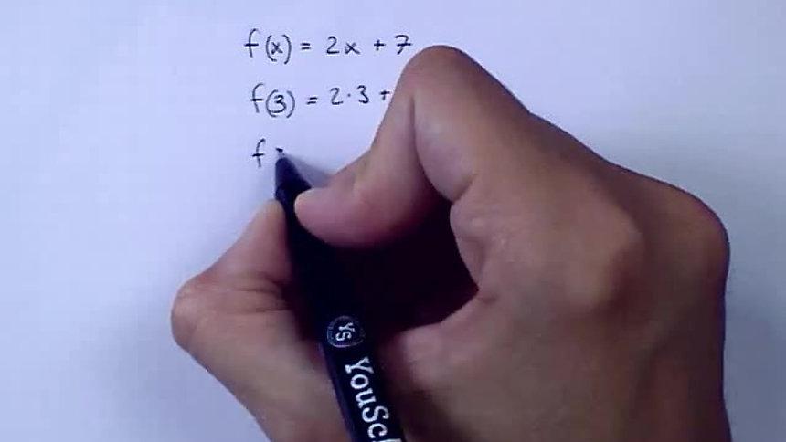 Matematik 5000 2c, Blandade övningar 1A sida 64