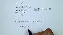 15b Blandade Övningar 1A (Matematik 5000 2c)
