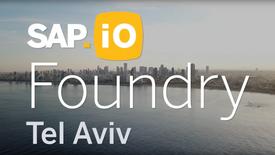 Meet ARpalus from SAP.iO Foundry Tel Aviv