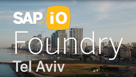 Meet GrowthSpace from SAP.iO Foundry Tel Aviv