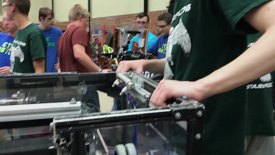 Robotics hype 1