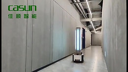 Autonomous UV Robot 3