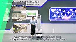 Autonomous UV Robot 2