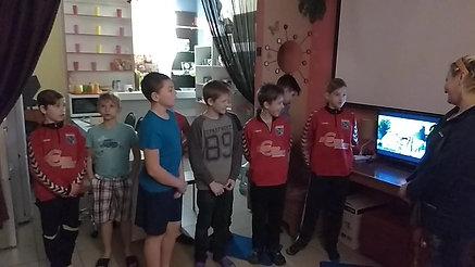 Видео отзывы - Детская группа