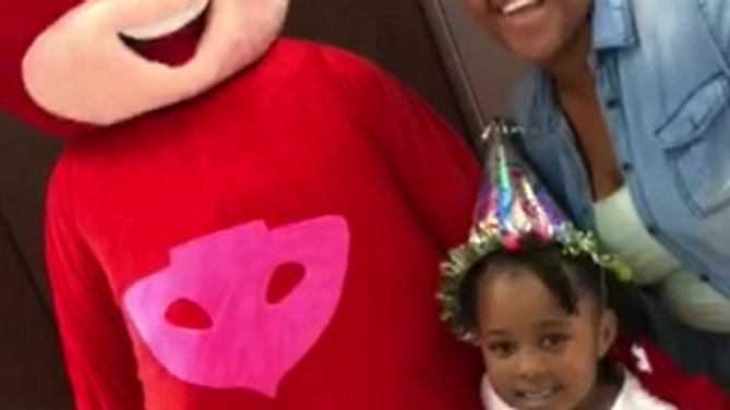 Daycare Birthday Party