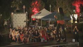Chapman University Prowl Fashion Show