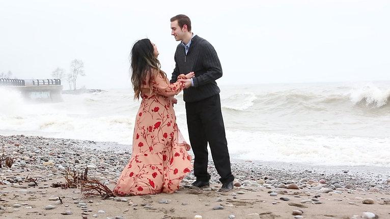 Barak & Rena Engagement