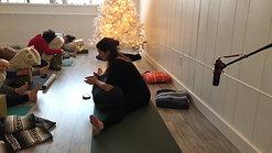 Thanksgiving Yin Yoga Live Class