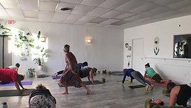 Divine Yoga at Tawaste