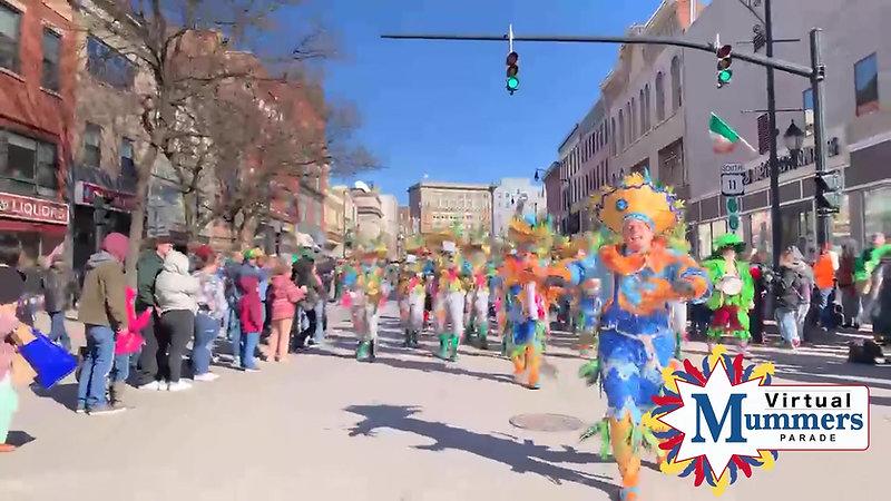 Avalon String Band's Virtual Parade Series