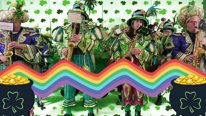 Avalon String Band's Virtual Parade
