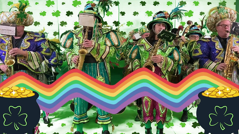Wishing You a Happy St. Patrick's Day