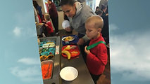 Willow Class Community Lunch