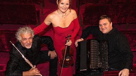 The Astor Klezmer Trio