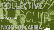 The Criterion Collective 45 - Nights of Cabiria