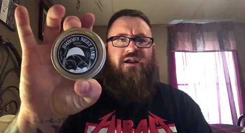Jimbob's Grizzly Beard Care Beard Oil and Balm Review. HIGHLY RECOMMENDED!!!
