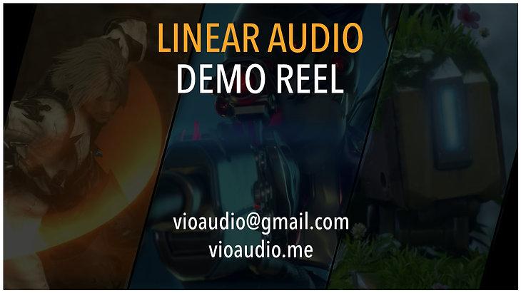 Game Audio | Sound Design Reel [Overwatch & FFXIV ReDesigns]