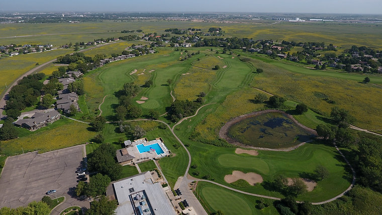 Southwind Golf Club Flyover