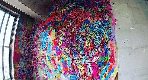 Harajuku Mural Project