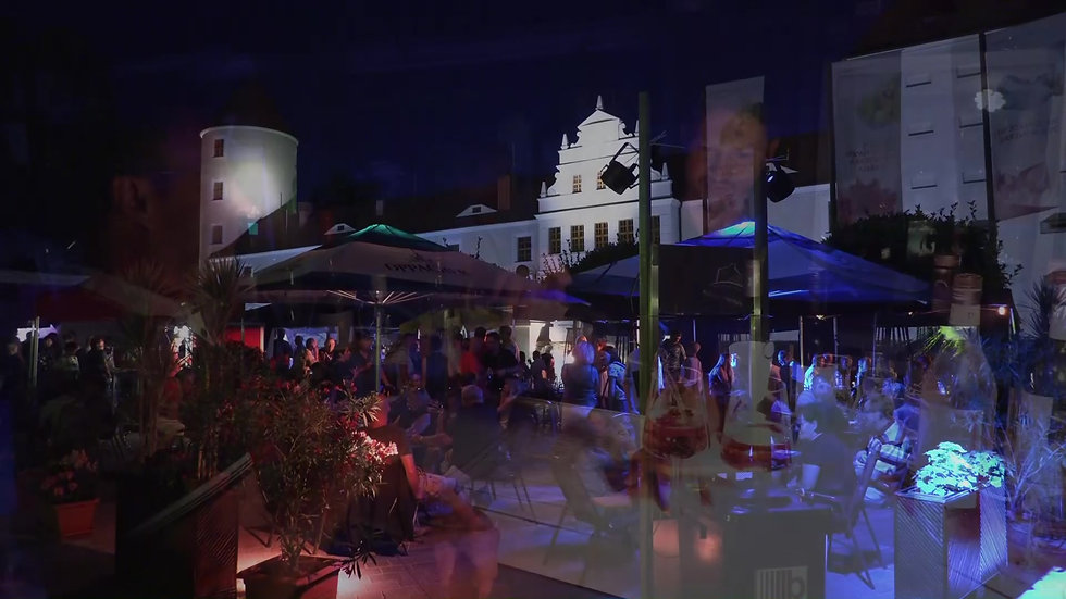 Unser Weinstand auf dem Bergstadtfest 2019