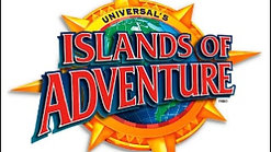 Universal Studios- I Found Adventure with You