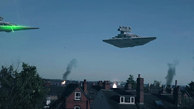 Star Destroyers in Leeds