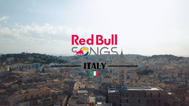 Redbull Songwriters in Matera, Italy