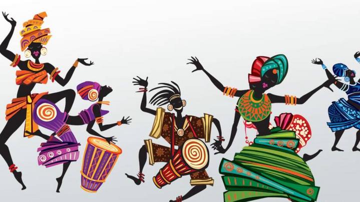 Loyola Dance Dept- African Dance