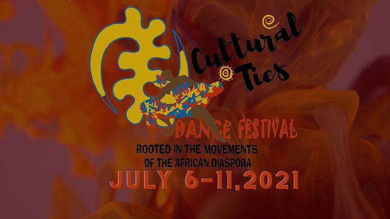Cultural Ties Dance Festival (Virtual Registration)