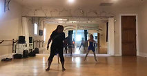 Jazz dance Short Clip