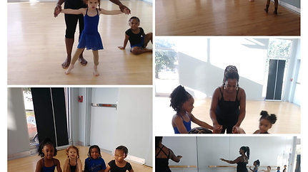 Ballet & Jazz for Children or Beginners