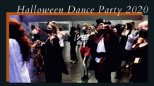 HALLOWEEN DANCE PARTY 2020