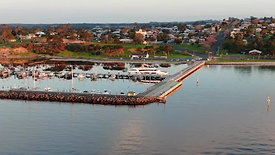 Clip 6 - Portarlington Harbour Sunset