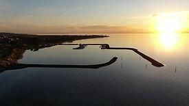 Clip 2 - Portarlington Harbour Sunset