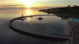 Clip 6 - Still Morning on the Promenade