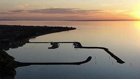 Clip 3 - Portarlington Harbour Sunset