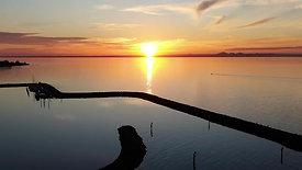 Clip 8 - Portarlington Harbour Sunset