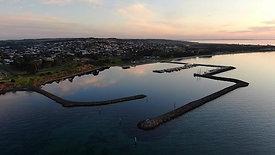 Clip 9 - Portarlington Harbour Sunset