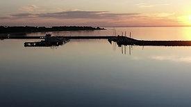 Clip 4 - Portarlington Harbour Sunset