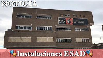 Los estudiantes de la ESAD demandan una reforma de las instalaciones