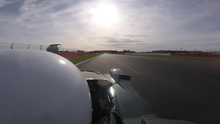 Vision Clubmans Sports Prototype Silverstone International