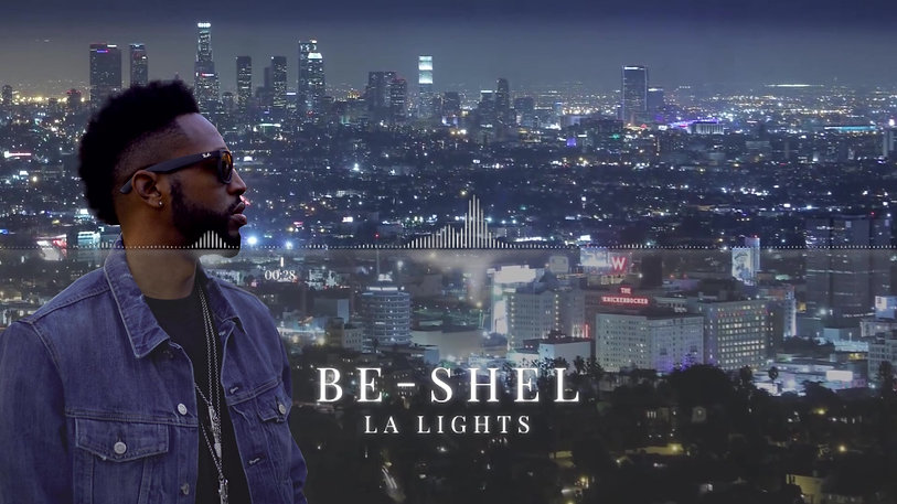 BE SHEL- LA Lights Visual