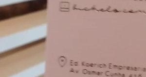 Cartão de visitas Bichels